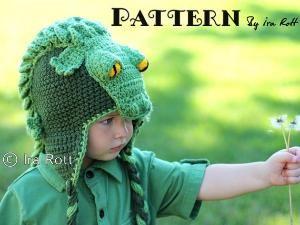 Crochet Animal Hats & Patterns by IraRott Inc. by carmen.o.schmitz