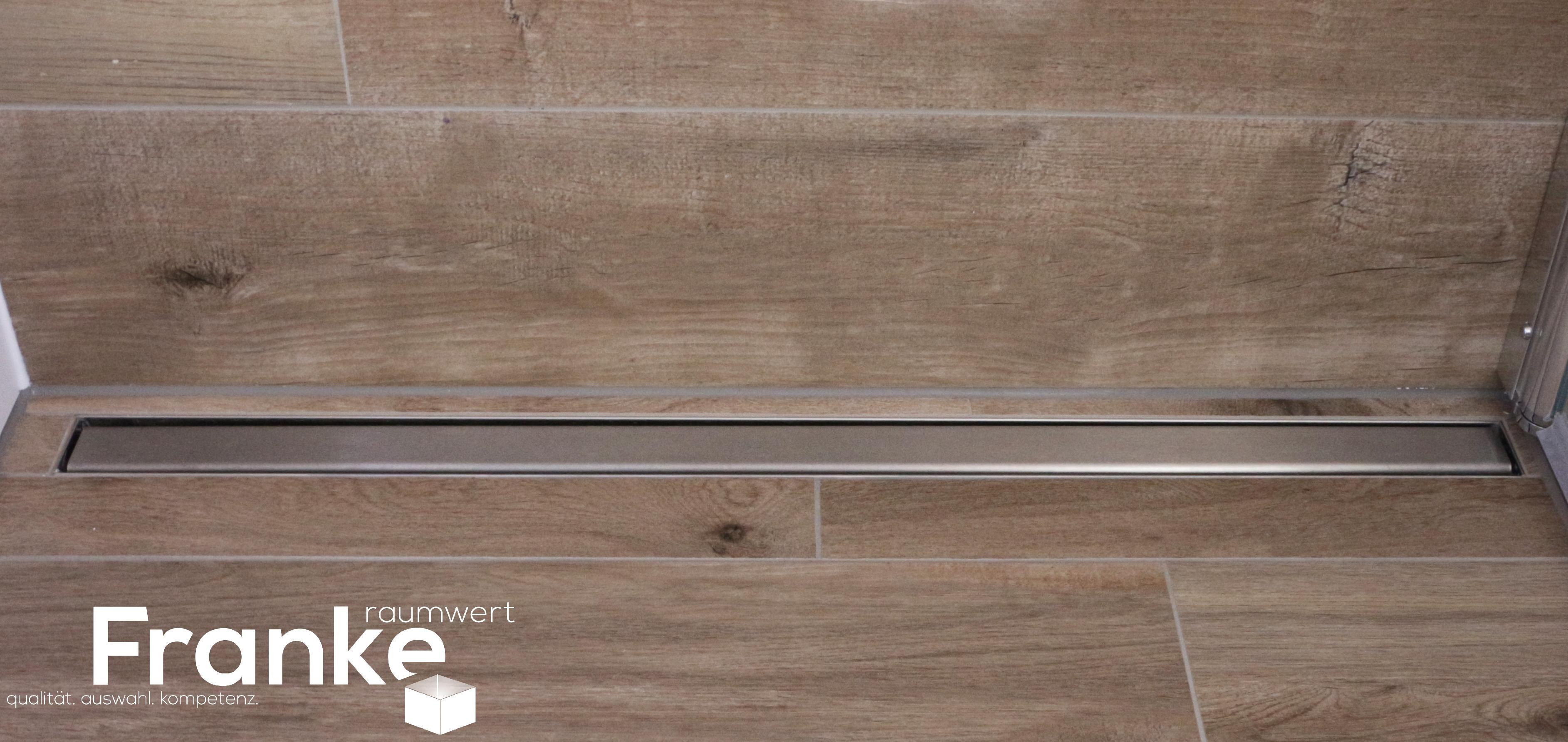kerdi line a ablaufsystem von schlüter für bodenebene duschen www, Wohnzimmer dekoo