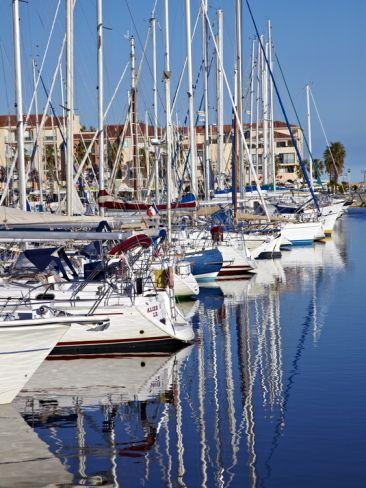 Argeles Port, Cote Vermeille, Languedoc Roussillon, France