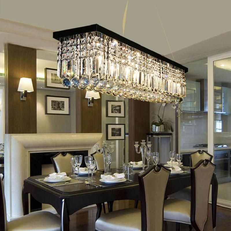 Check Out Our Beautiful Designed Affordable Crystal Chandelier Crystal Raindrop Chan In 2020 Crystal Chandelier Dining Room Dining Room Pendant Dining Room Chandelier