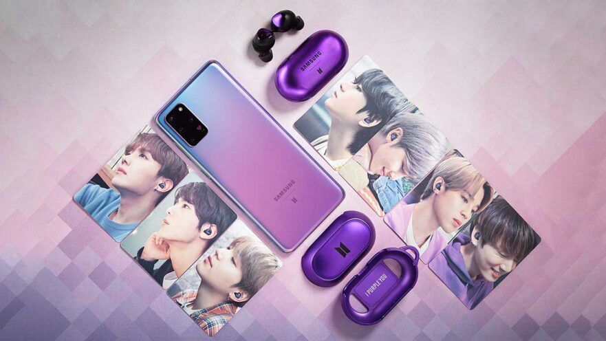 Samsung Galaxy S20 Plus Bts Edition Ph Price Preorder Info In 2020 Samsung Samsung Galaxy Phones Bts