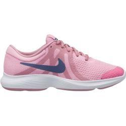 Photo of Nike Mädchen Laufschuhe Revolution 4 (gs), Größe 40 In Pink/diffused Blue-Elemental Pink-W, Größe 40