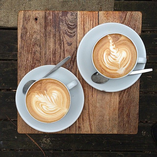 Two for Joy, in Haarlem is a cafe that roasts their own coffee