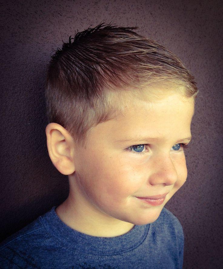 Photo of søte gutt frisyrer