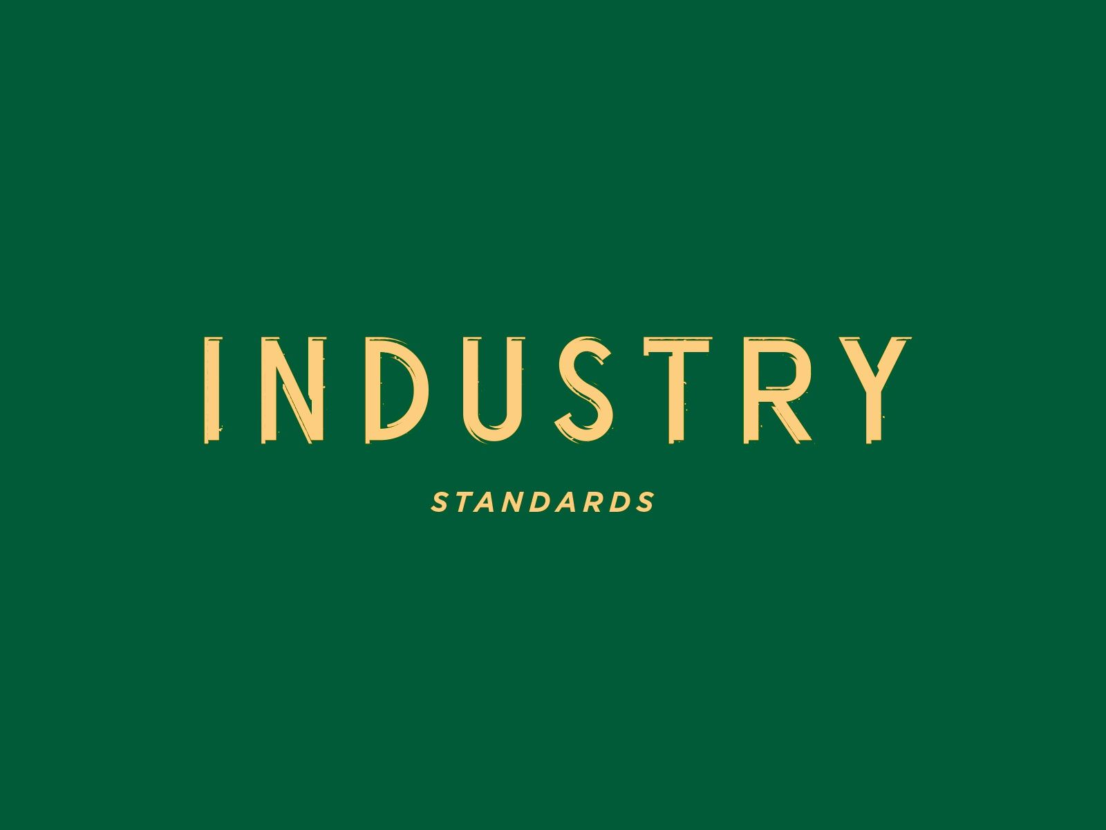 Industry Standards by Jared Owen Snavely