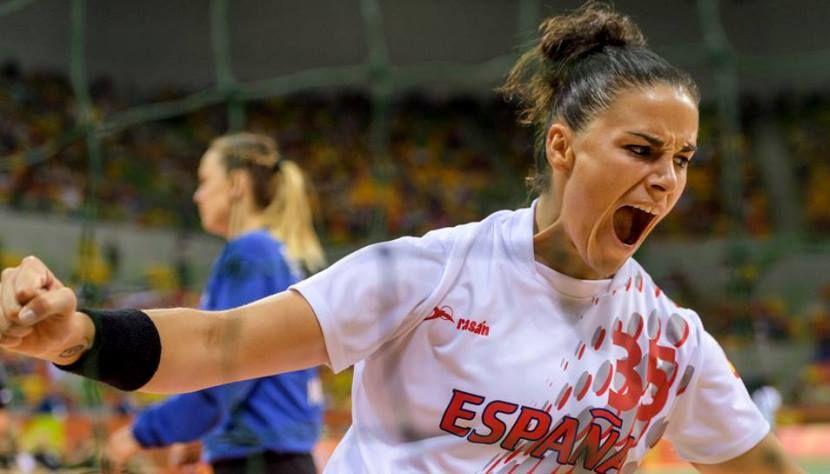 Balonmano Las Guerreras Debutan Con Victoria Ante Montenegro Balonmano Juegos Paralimpicos Juegos Olimpicos