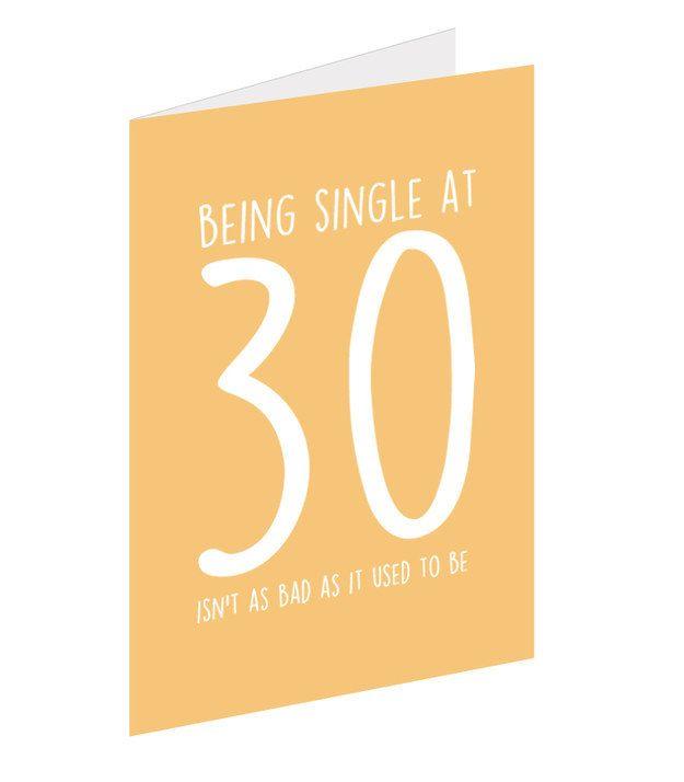 Brutally Honest 30th Birthday Cards Funny Pinterest 30th