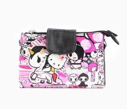 tokidoki x Hello Kitty Crossbody Bag: Kimono