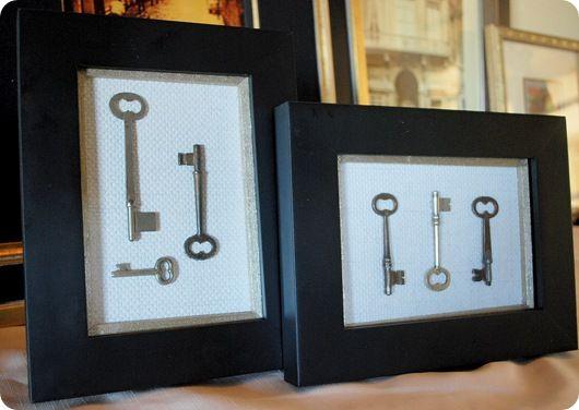 10 Stunning DIY Skeleton Key Home Decor Ideas U2026   Lifestyle