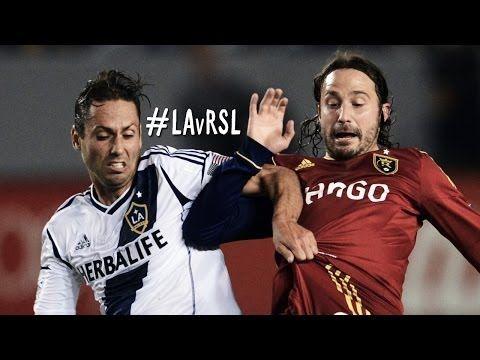 FOOTBALL -  HIGHLIGHTS: Los Angeles Galaxy vs. Real Salt Lake   November 3, 2013 - http://lefootball.fr/highlights-los-angeles-galaxy-vs-real-salt-lake-november-3-2013/