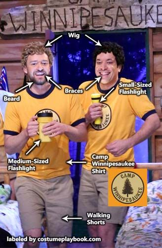 Jimmy fallon justin timberlake camp winnipesaukee