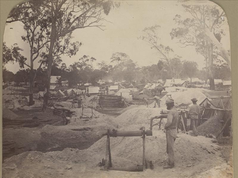 Culture Victoria Barkly Navarre Goldfield Australia History Victoria Australia History