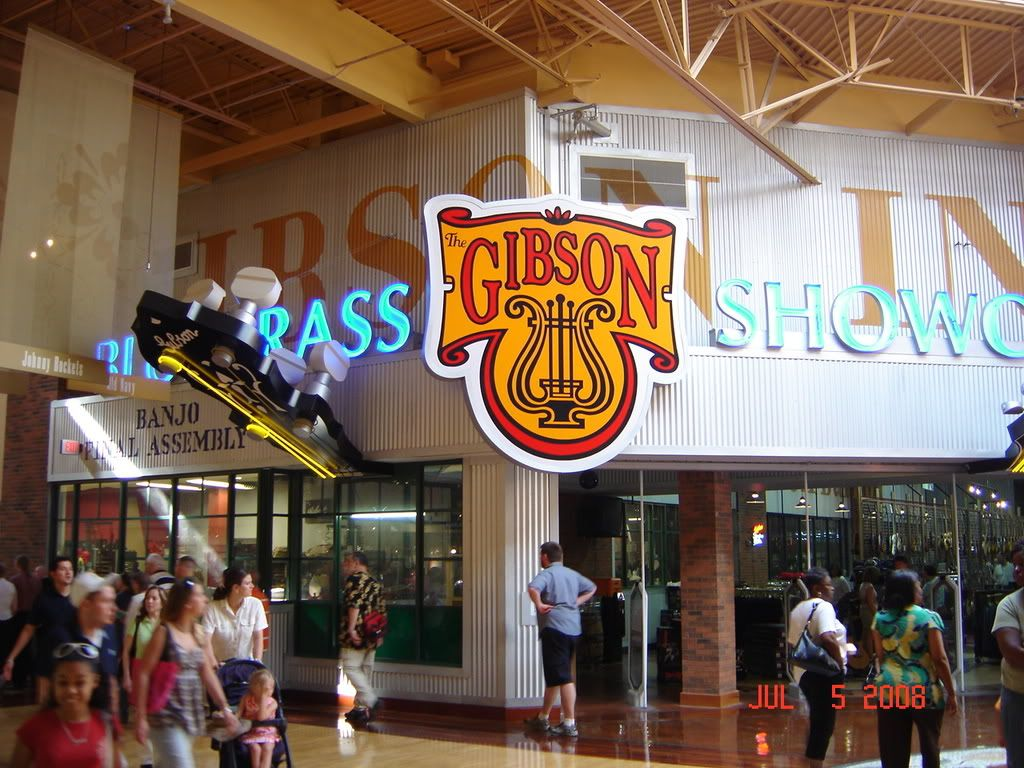 opryland mills mall gibsons - Google Search