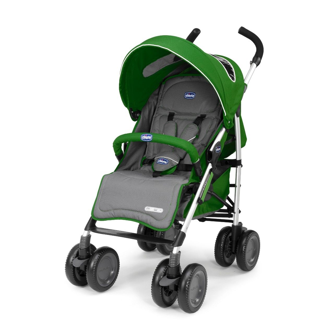 Chicco Multiway Evo stroller Out&About and travelling