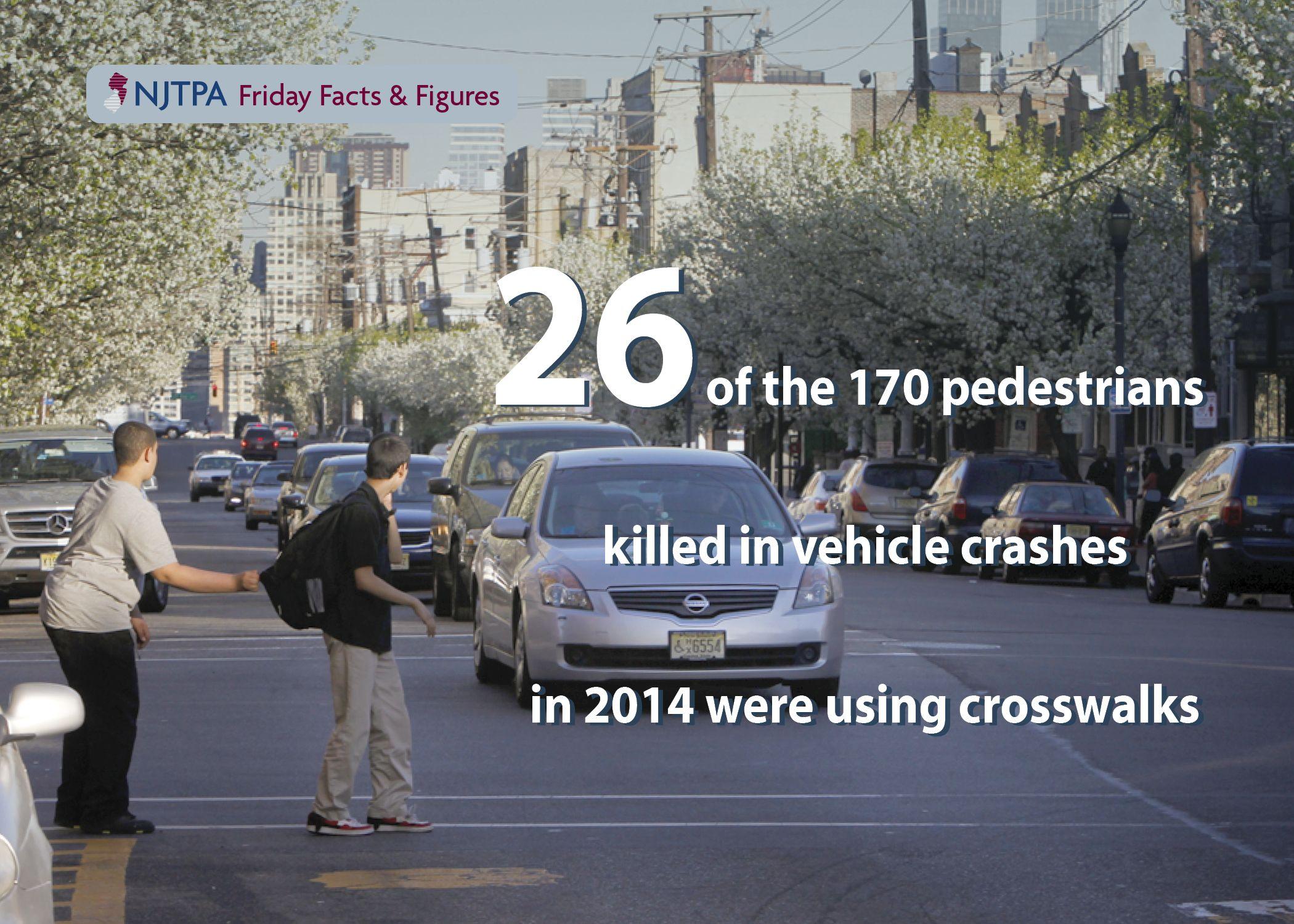 Even Crosswalks Can Be A Dangerous Place For Pedestrians