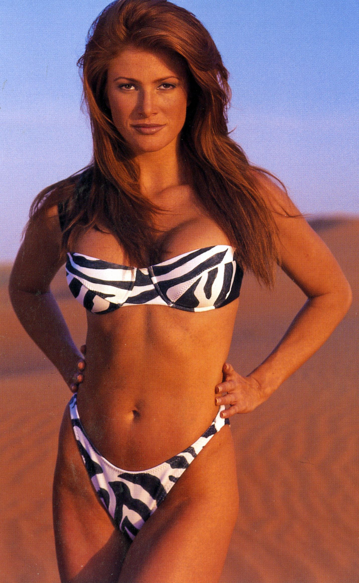Angie Everhart Nue 31 best angie everhart images | angie everhart, redheads, model