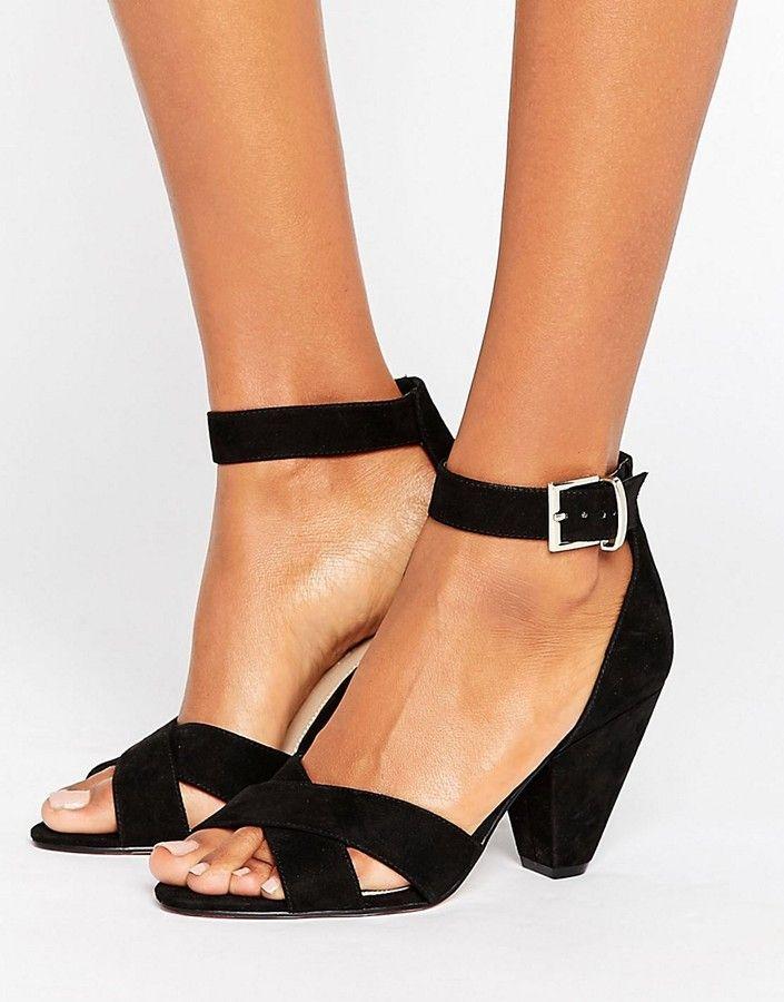 Asos HAT TRICK Heeled Sandals