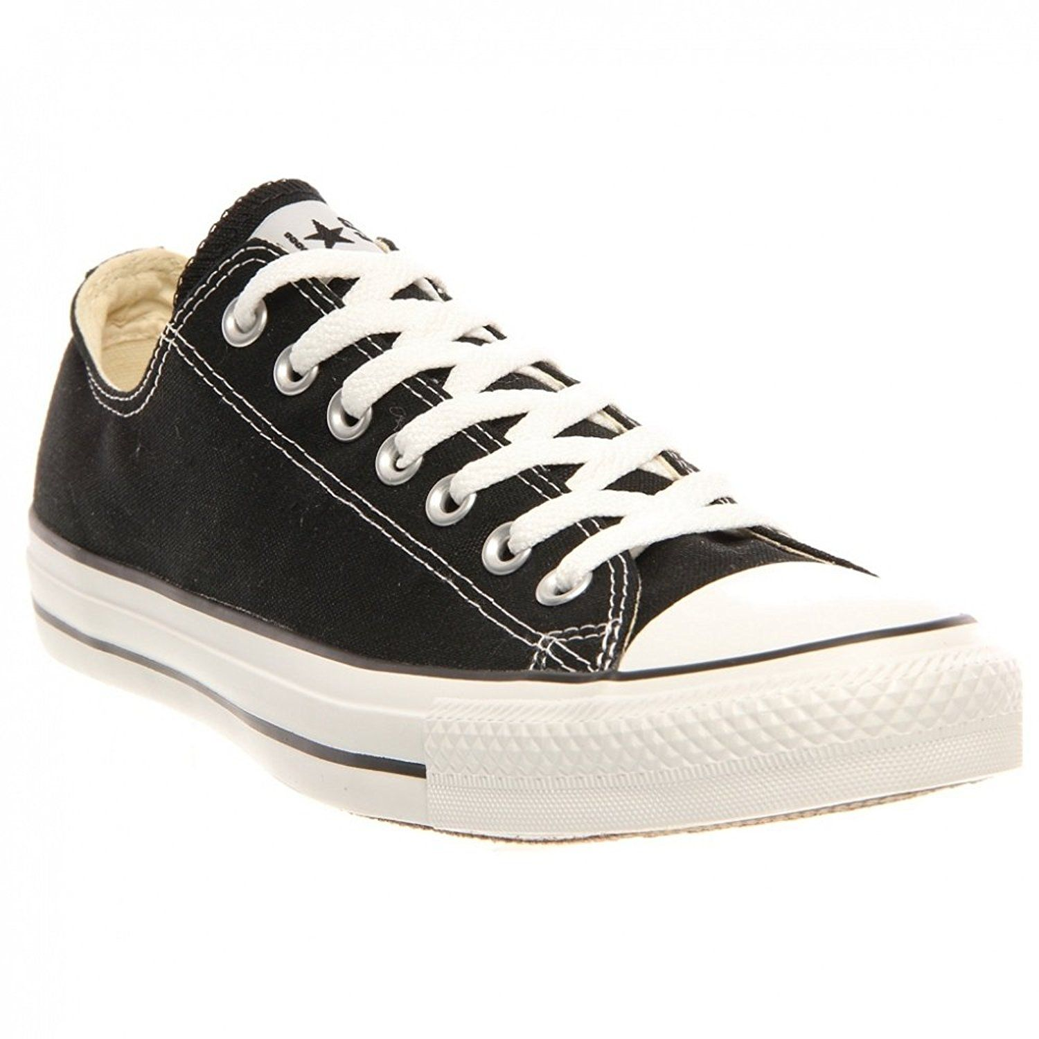 1b67f2e9d2b932 Converse Chuck Taylor All Star OX Low Top Sneakers M9166 Black 3 M US    Details can be found by clicking on the image.