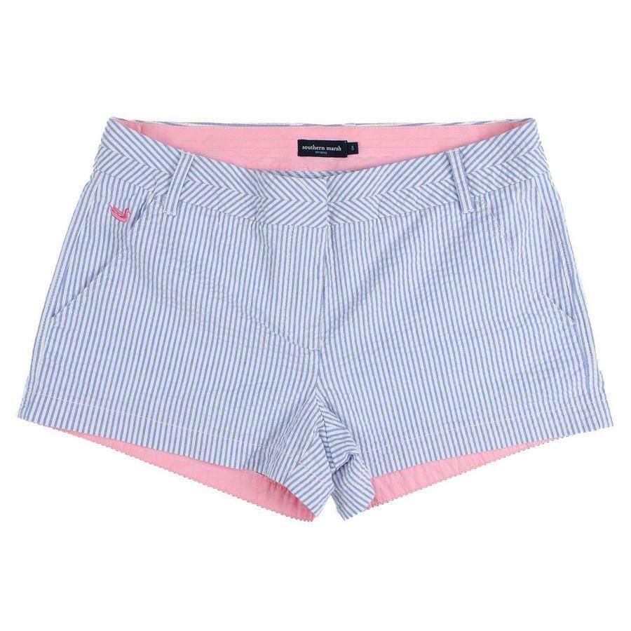 Advertisement)eBay NWT Womens Southern Marsh Shorts BLUE