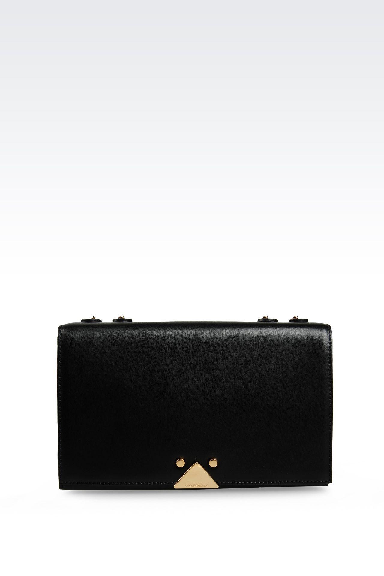 Emporio Armani Women Messenger Bag - Emporio Armani Official Online Store 893201b05d1c3