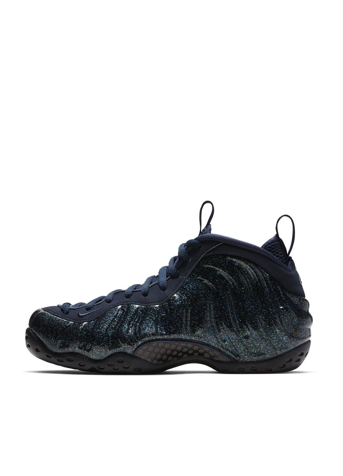best authentic f292c 45c4a Nike Air Foamposite Pro  Obsidian Glitter