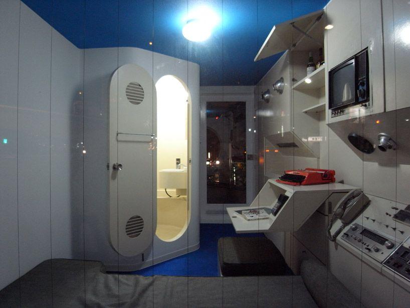 Hong Kong Apartment Interior