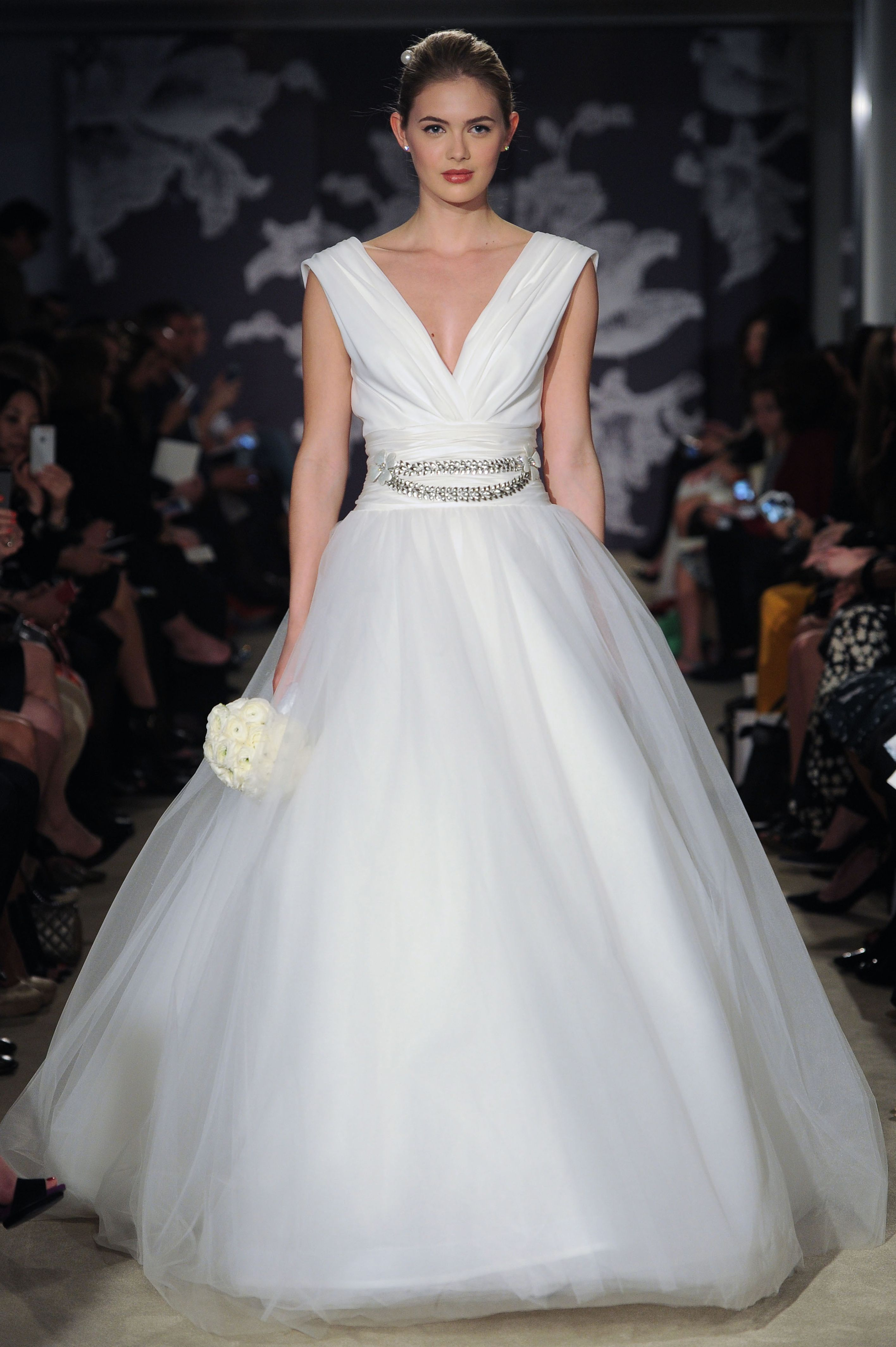 9ce04d2feb52f The Chloe gown #CarolinaHerrera #bridal | Guest Pinner: Carolina ...