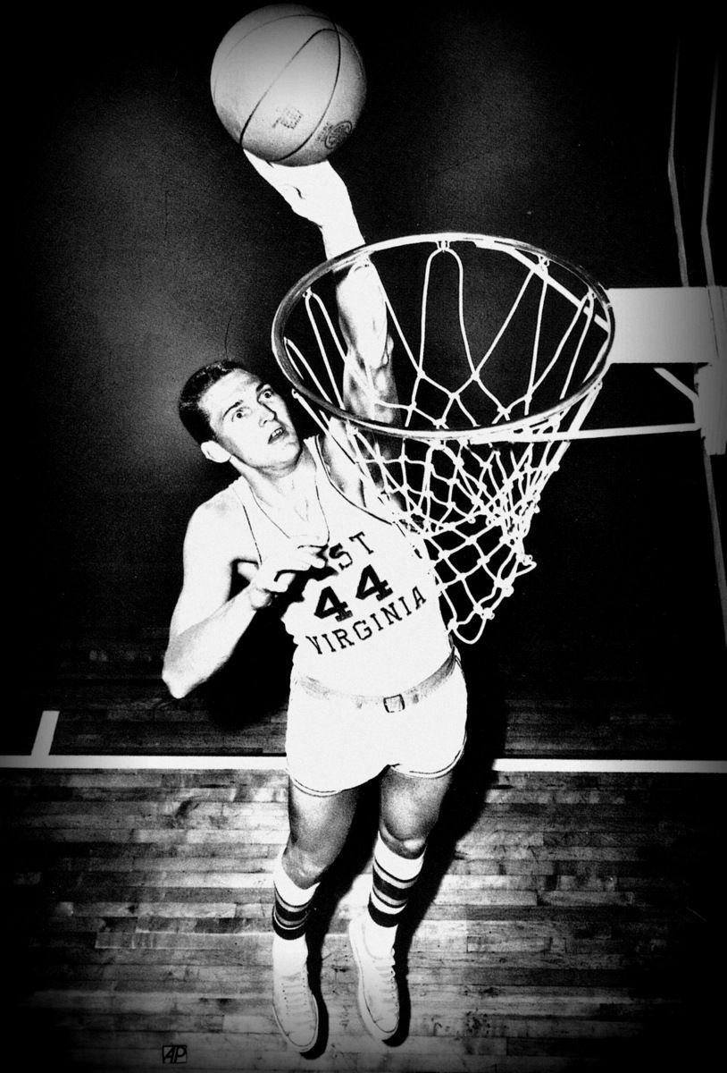 wvu jerry west West virginia basketball, West virginia
