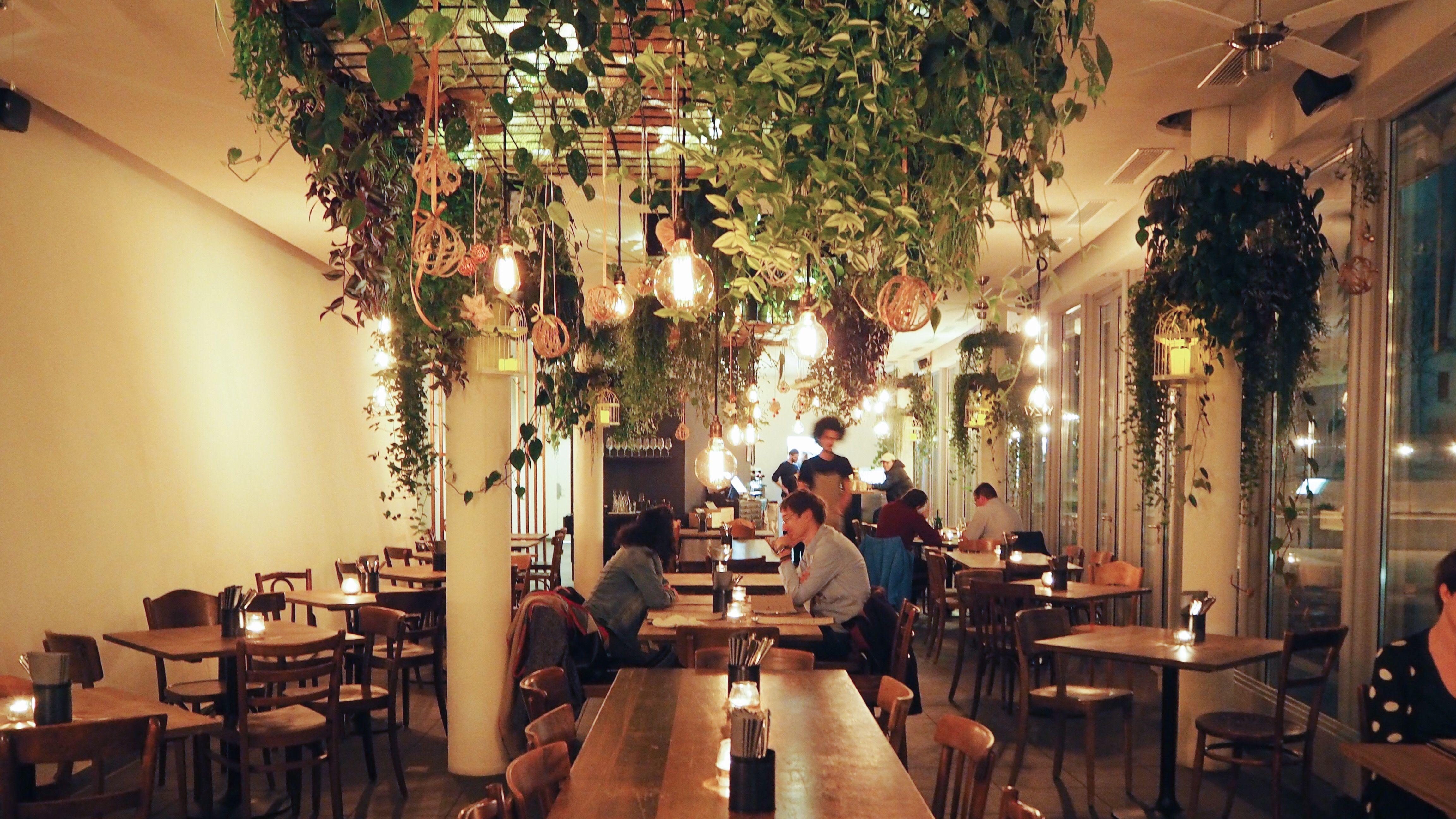 Selten schlägt ein Restaurantkonzept dermassen ein, wie es bei The ...