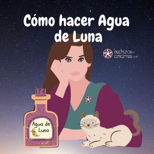 Cómo Hacer Agua De Luna y usarla en tus Rituales - Hechizos y Amarres