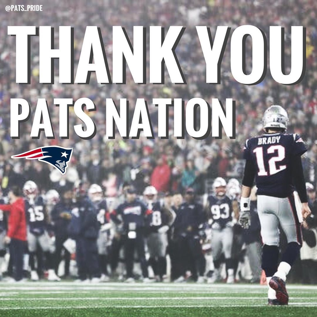While It Sounds Cliche It Just Wasn T Their Year I Think We Could All Sense That This Seaso In 2020 New England Patriots Football England Sports New England Patriots