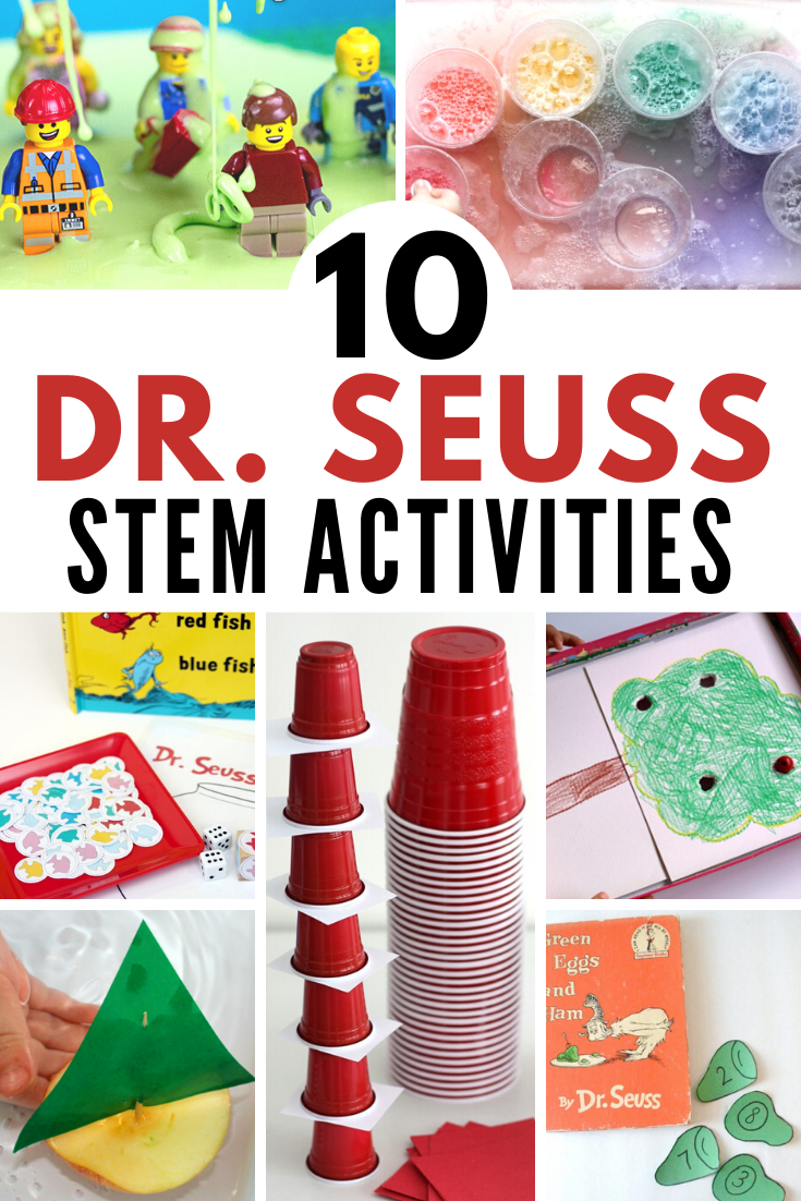 10 Dr. Seuss STEM Activities!