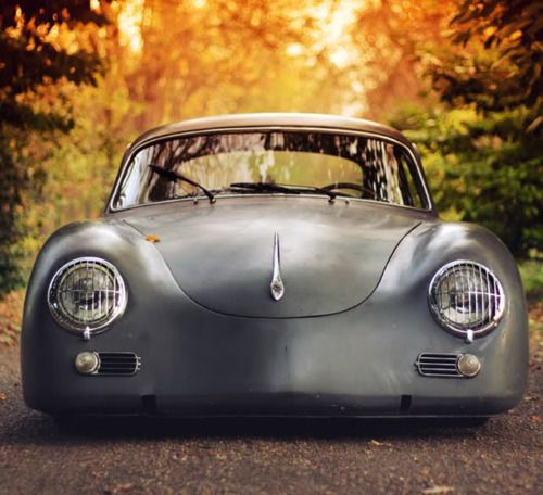 Porsche 365 Outlaw The Perfect Getaway Porsche 356