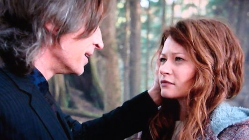 A favorite scene from the Once Upon a Time finale - how long have we been waiting for THAT moment?!