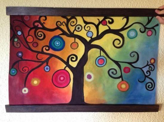 Arbol De La Vida Dibujo Para Pintar Buscar Con Google árbol De
