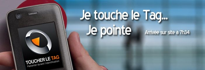 pointage mobile