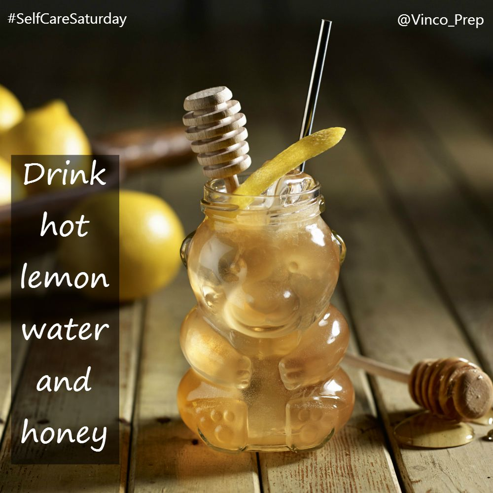 This is my favorite way to start the day. 12 oz of warm water, ¼ lemon and 1 teaspoon of honey. Helps you hydrate and is very soothing. #selfcaresaturday #vinco #vincoprep #bar #barexam #barexamprep #barreview #nybarexam #njbarexam #law #lawyer #lawstudent #lawschool #1L #2L #3L