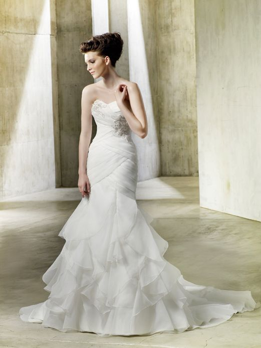 Enzoani gown #Nala. For more information on these gowns ...