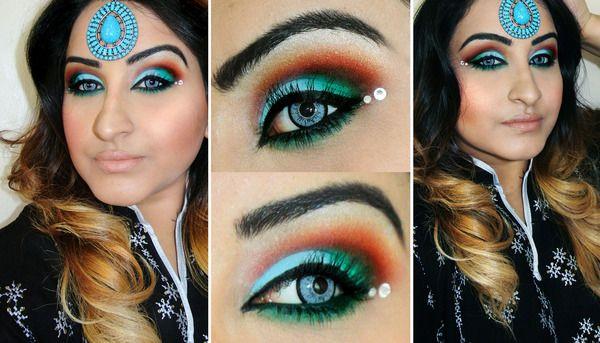 Arabian Inspired Brights