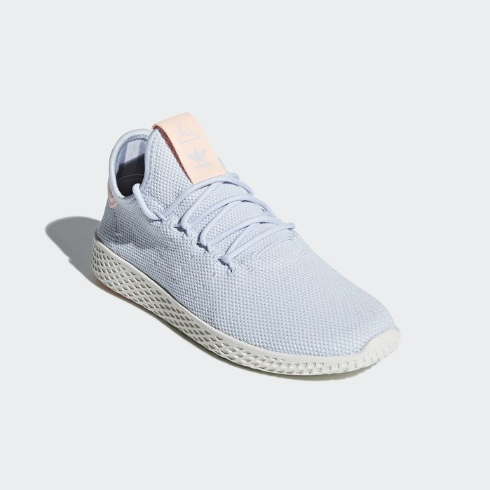 lace up in huge discount san francisco adidas Pharrell Williams Tennis Hu Shoes | Products ...