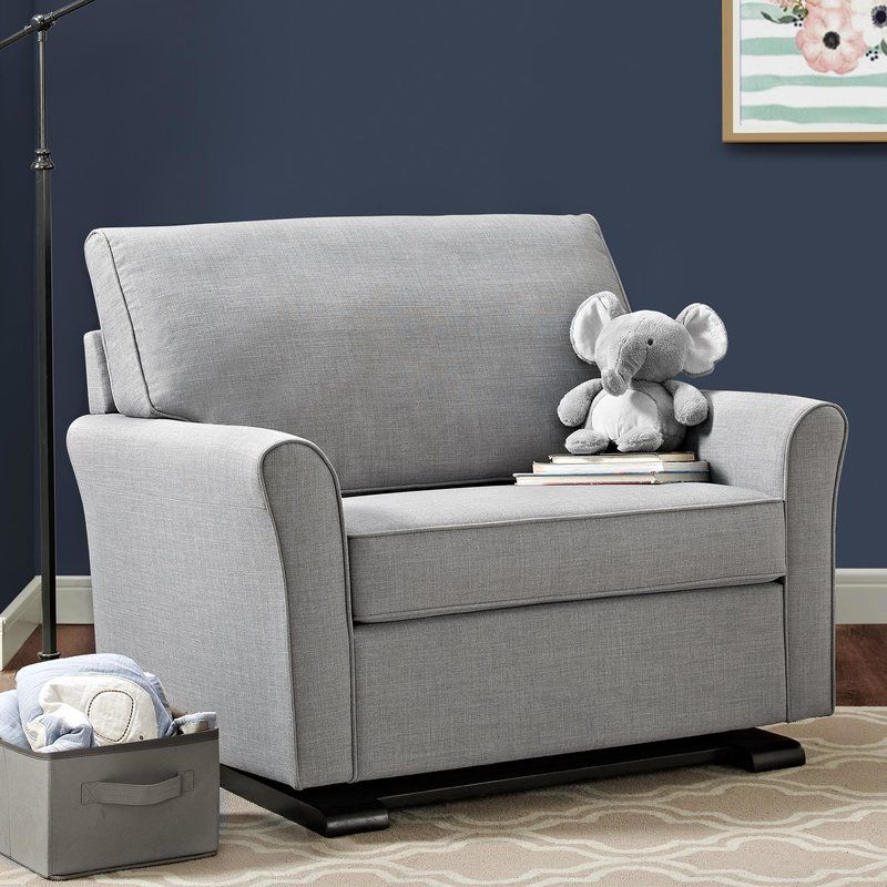 Best Kilmarnock Chair And A Half Glider Nursery Recliner 400 x 300