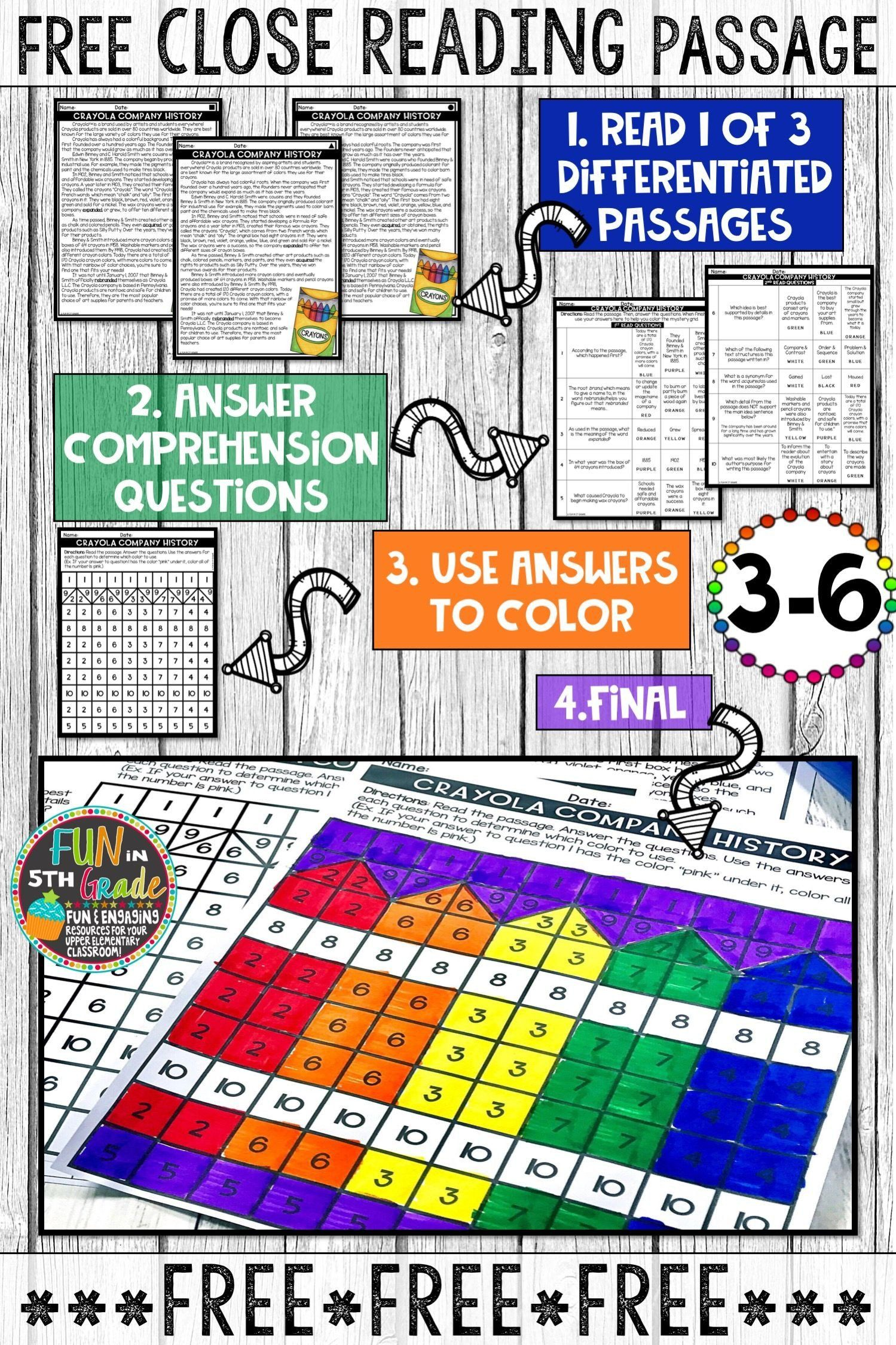 Free Close Reading Passages Try These Free Close Reads With Mystery Pictures To Teach In 2021 Reading Passages Close Reading Passages Close Reading [ 2249 x 1499 Pixel ]
