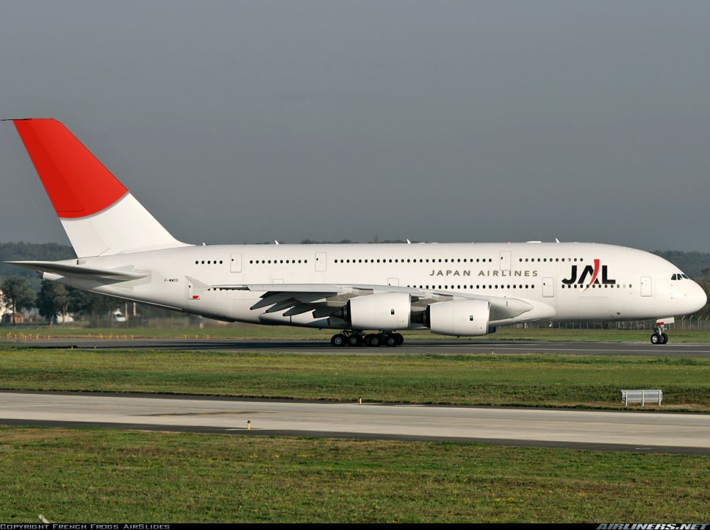A380 Airlines - JAL A380(FSX)   Airplanes - Aircrafts