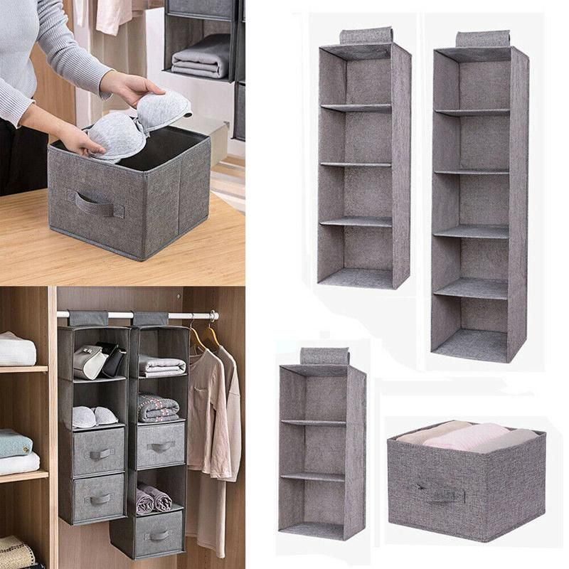 Amazing Wardrobe Hanging Storage Bag 2020 In 2020 Wardrobe Closet Storage Hanging Storage Hanging Wardrobe Storage