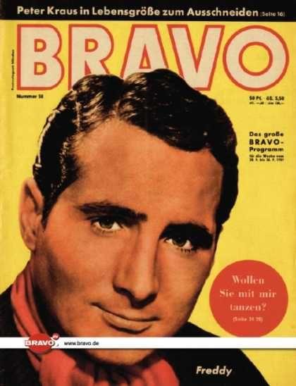 Bravo - 38/59, 15.09.1959 - Freddy Quinn
