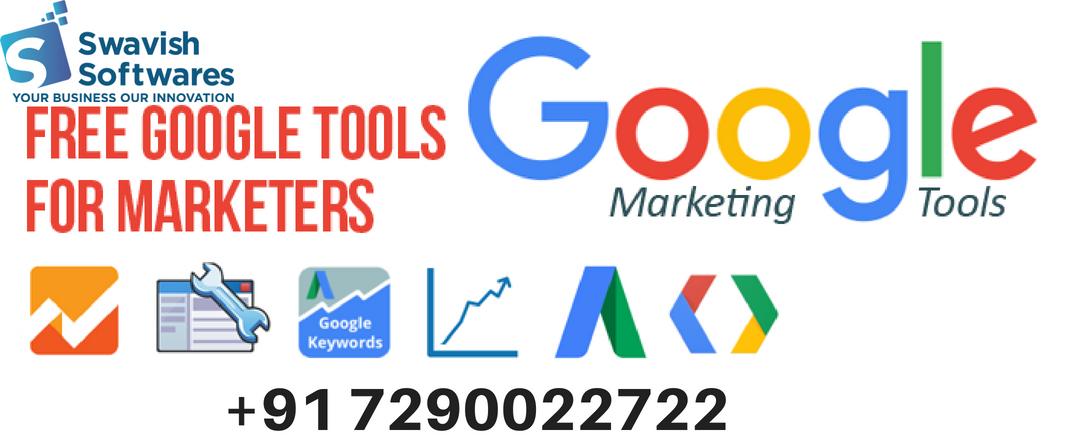 Google Tools For Enhancing Digital Marketing in 2018   Best