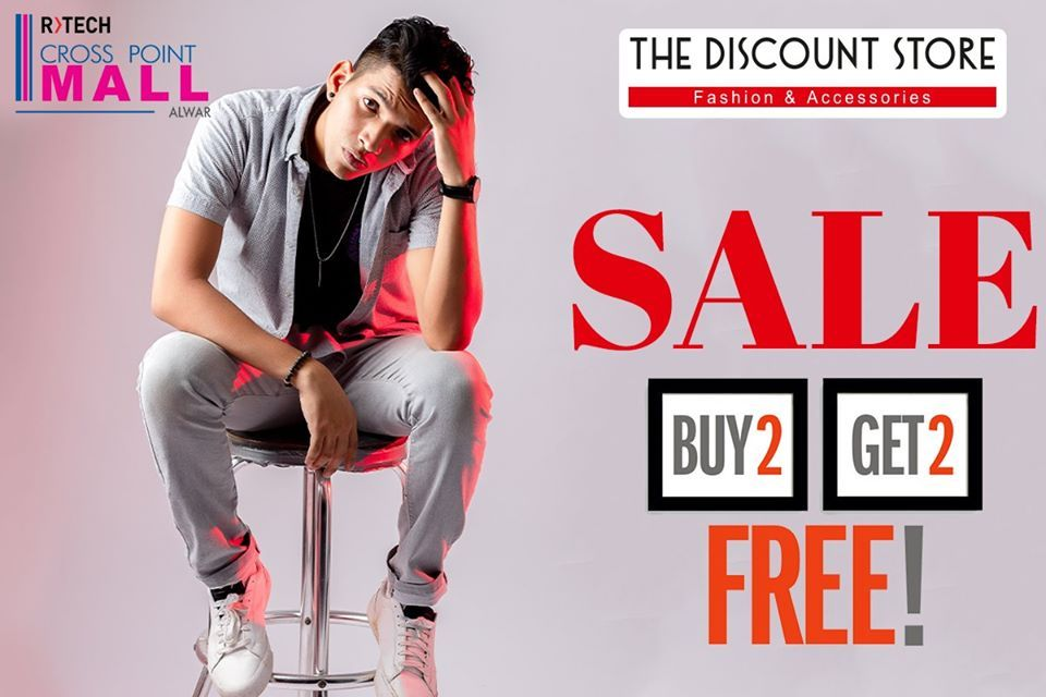 Flaunt your style at buy 2 get 2 free on menswear head