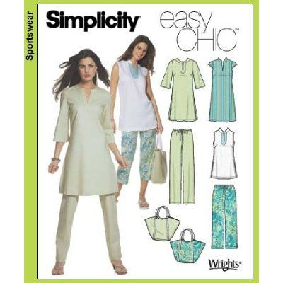 Simplicity 5069 Good starting point for Salwar Kameez! | Nepali ...