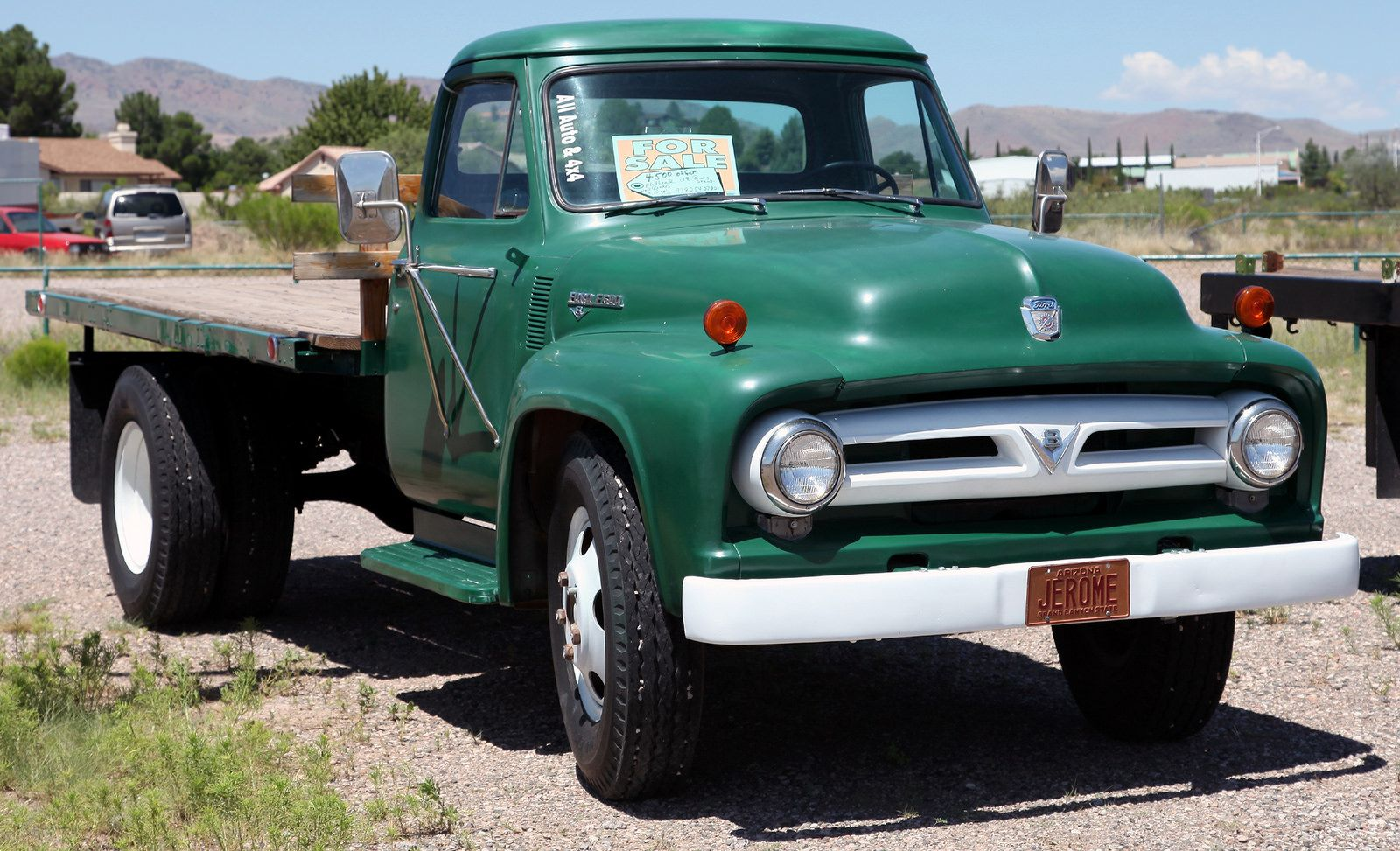 1953 ford f 600