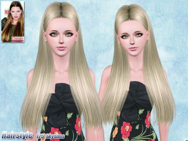 Pin On Ts3 Hair